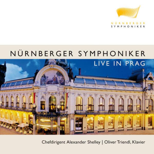 Nürnberger Symphoniker Live in Prag