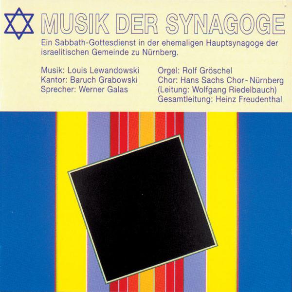 Musik der Synagoge
