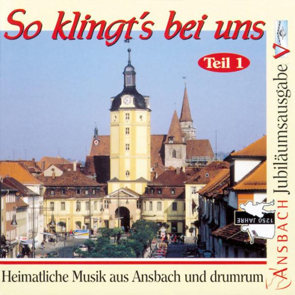 So klingt's in Ansbach, Teil 1