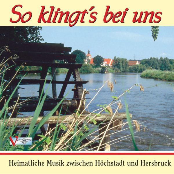 So klingt's bei uns zwischen Höchstadt und Hersbruck