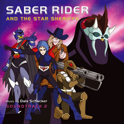 Saber Rider And The Star Sheriffs Soundtrack 2