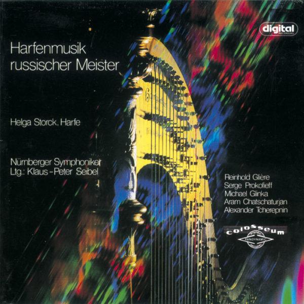 harfenmusik russischer meister